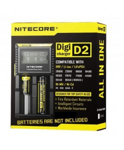 nitecore digi d2 dual battery charger