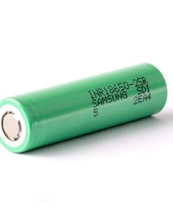 Samsung 25r INR18650 2500mAh Battery