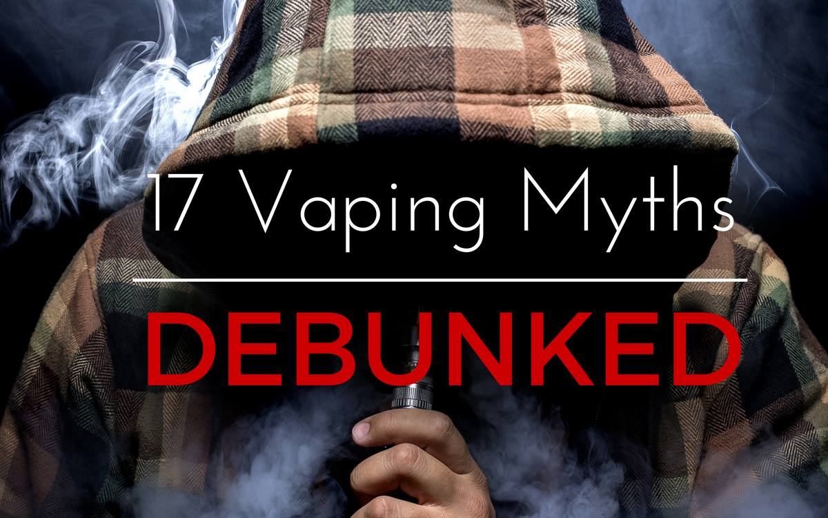 17 Vaping Myths Debunked | Aspen Valley Vapes