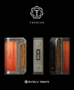 lost vape dna75 Therion