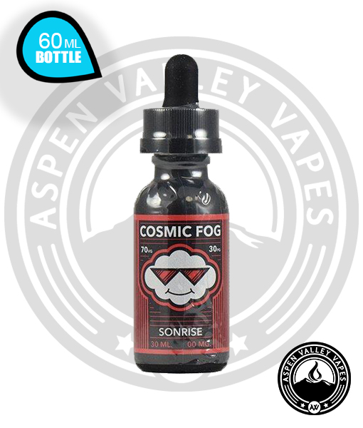 Cosmic Fog Sunrise Vape Juice