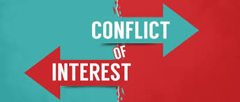 how to decide whether there is a conflict of interest