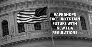 Vape Shop Regulations