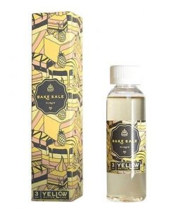 Yellow Butter Cake by Bake Sale E-Juice