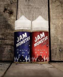 jam monster e juice