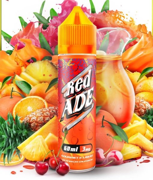 red ade ejuice