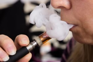 5 Reasons You Might Be Sucking E-Juice Into Your Mouth While