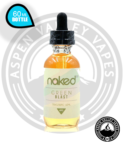 Naked 100 Green Blast Vape Juice