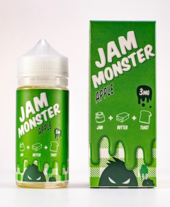 jam monster apple eliquid