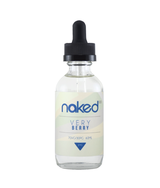Naked 100 Very Berry EJuice