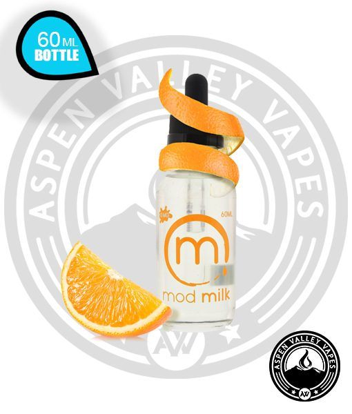 Mod Milk Orange Milky Awesomeness