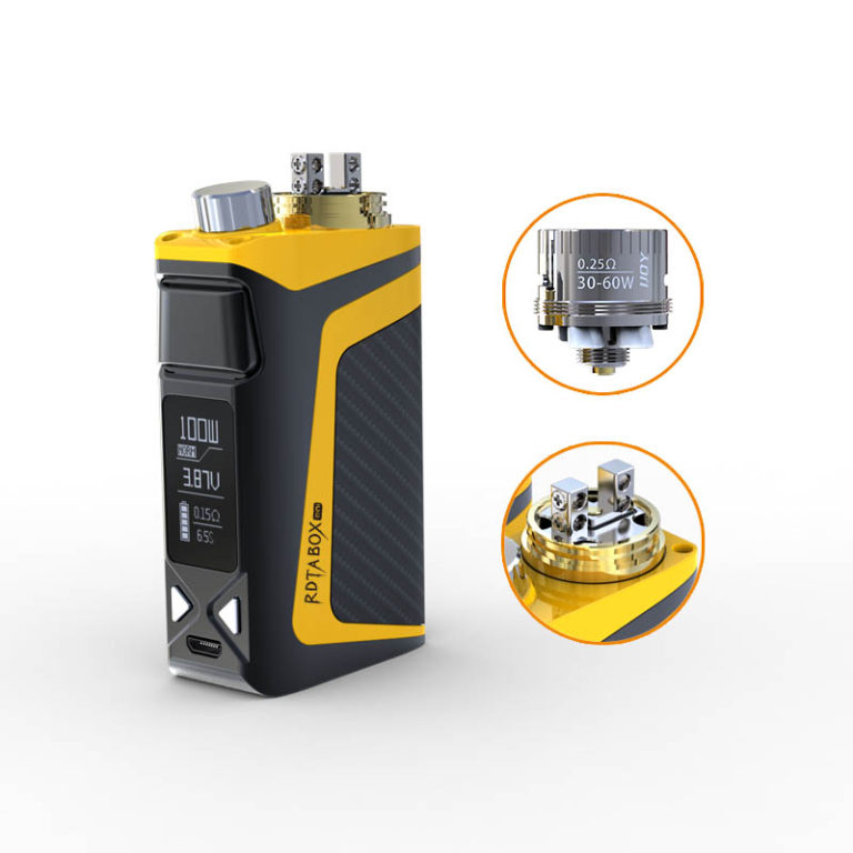ijoy rdta box mini assembled
