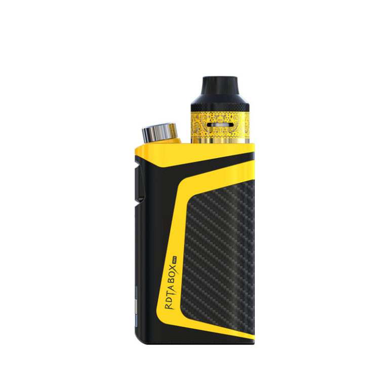 ijoy rdta box mini yellow