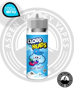 Cloud Heads Blue Razz Vape Juice