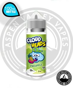 Cloud Heads Pineapple Vape Juice