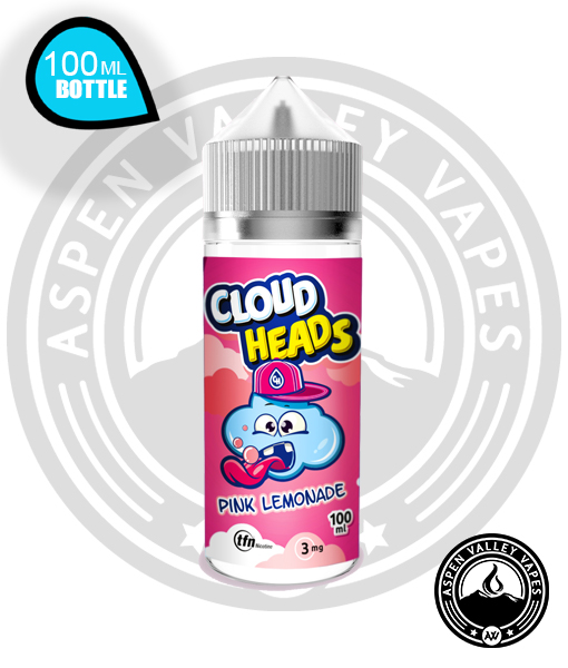 Cloud Head Pink Lemonade Vape Juice