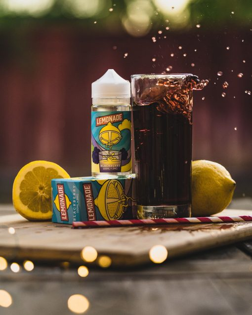 Vape Lemonade Blackberry Lemonade By Vapetasia