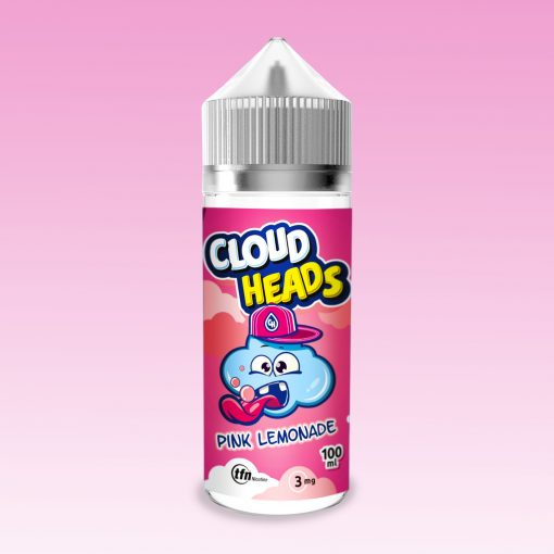 cloud heads pink lemonade taffy