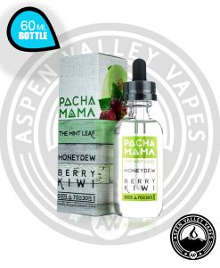 Pacha Mama Mint Leaf Charlies Chalk Dust Vape Juice