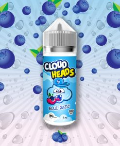 cloud heads blue razz tfn eliquid