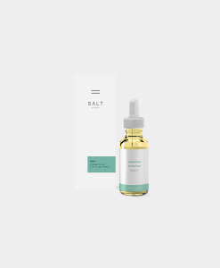 salt mint by crft nicotine salt eliquid