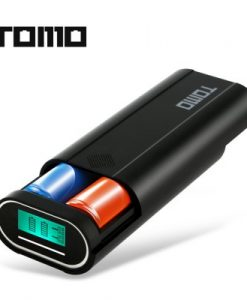 tomo m2 18650 battery power bank