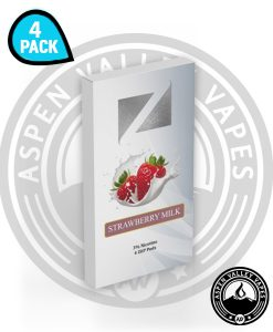 Ziip Pods Strawberry Milk E-Liquid