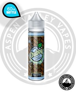 Chubby Fruit Vapes Blueberry Pear Vape Juice