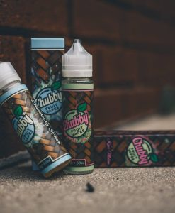 chubby fruit vapes by chubby bubble