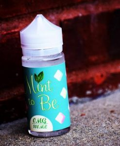 mint to be eliquid