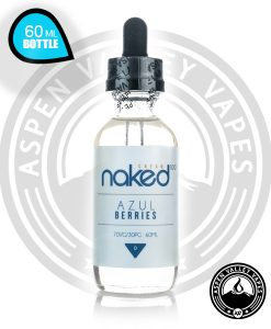 Naked 100 Cream Azul Berries Vape Juice