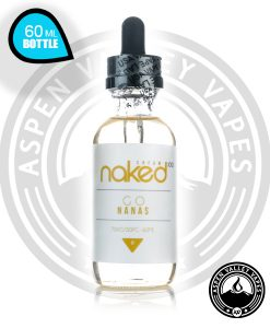 Naked 100 Cream Go Nanas Vape Juice