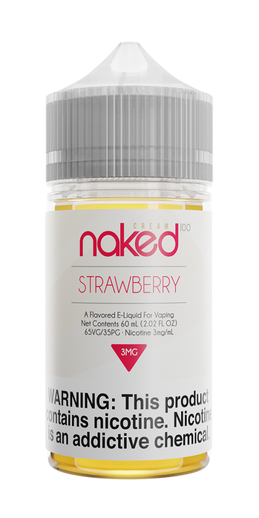 Naked 100 Strawberry