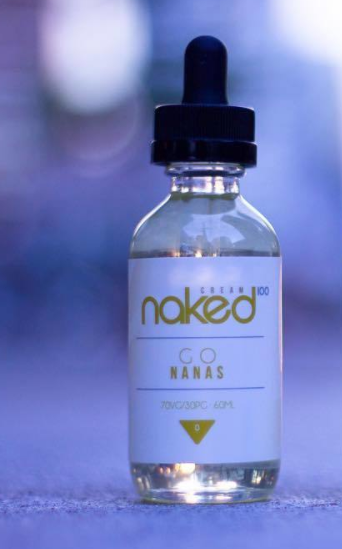 Go Nanas Naked 100 E-Juice