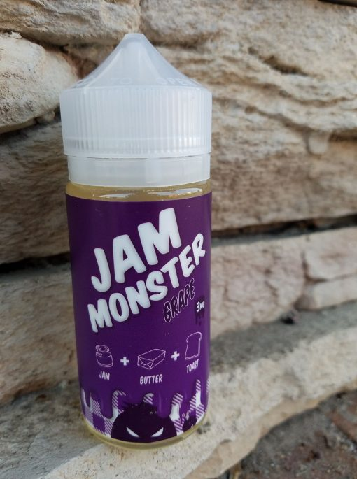 jam monster grape eliquid
