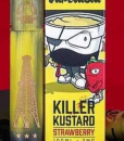 Killer Kustard Strawberry Aspen Valley Vapes