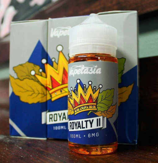 Royalty II by Vapetasia Aspen Valley Vapes