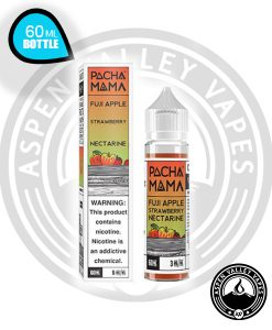 Pacha Mama Fuji Apple Charlies Chalk Dust Vape Juice