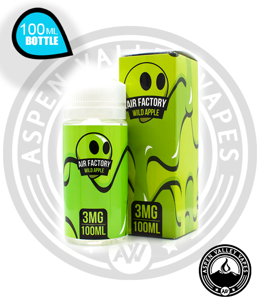 Air Factory Wild Apple Vape Juice