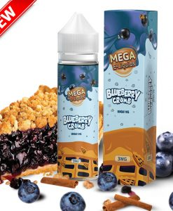 Mega Blueberry Crumble