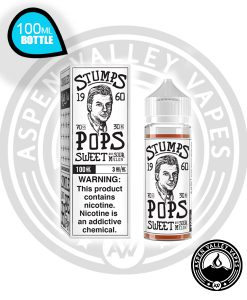 Stumps Pops Charlies Chalk Dust Vape Juice