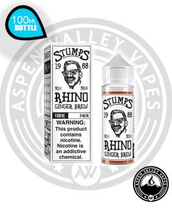 Stumps Rhino Charlies Chalk Dust Vape Juice