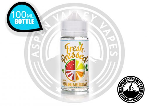 Fresh Pressed Malibu Meltdown Vape Juice