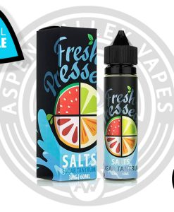 Fresh Pressed Salts Sugar Tantrum Vape Juice