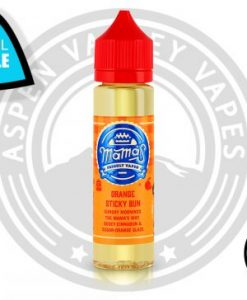 Mamas Orange Sticky Bun Vape Juice