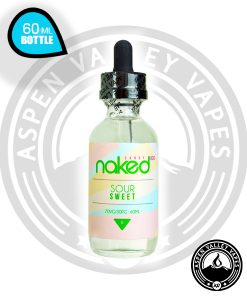 Naked 100 Candy Sour Sweet Vape Juice