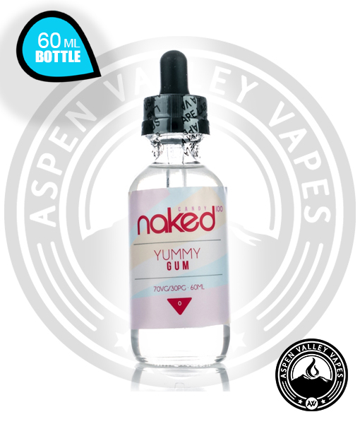 Naked 100 Candy Yummy Gum Vape Juice