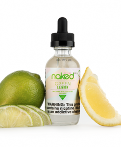 Naked 100 Fusion - Green Lemon
