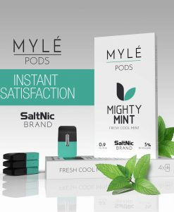myle might mint pods