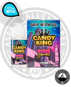 Candy King Pink Squares Vape Juice